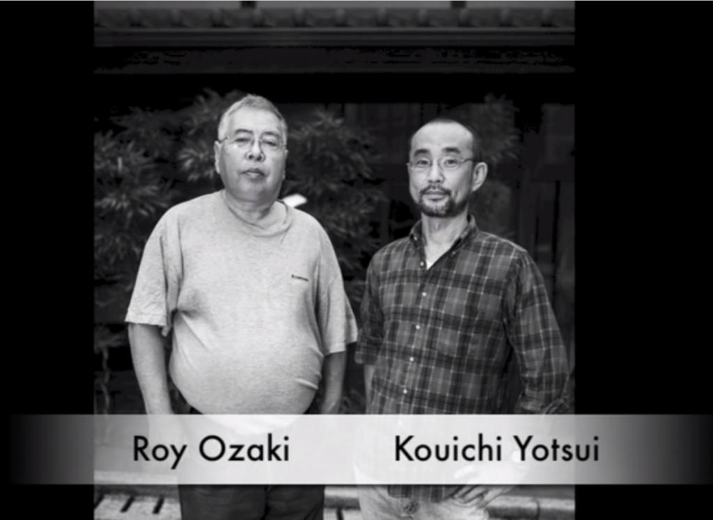 Roy Ozaki - Kouichi Yotsui