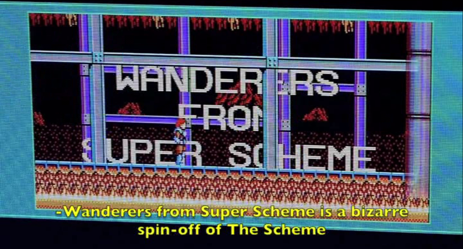 Wanderers From Super Scheme