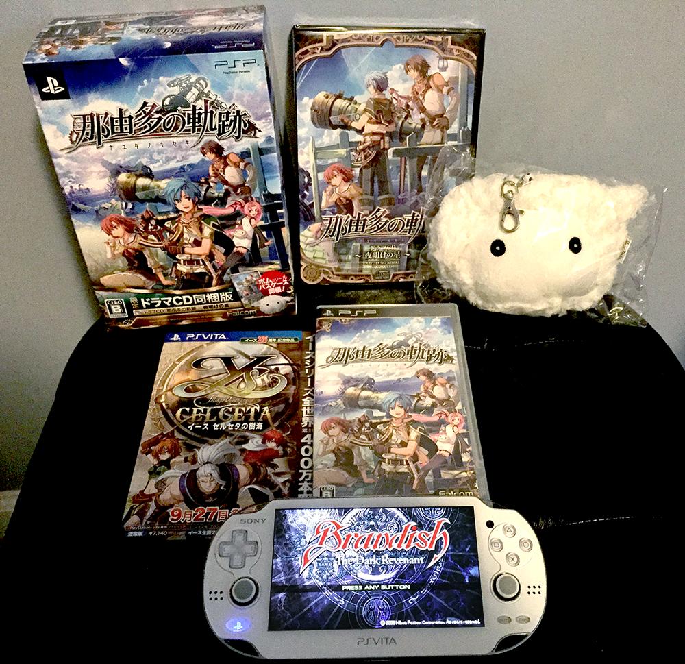 Download PSP Nayuta no Kiseki English Patched